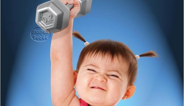 Juguetes convencionales y no convencionales para el bebé