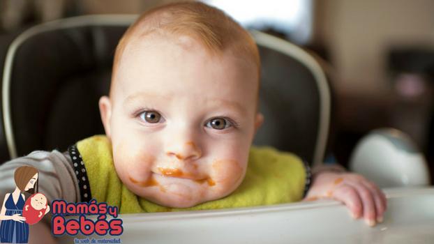 Ablactación: las primeras comidas del bebé