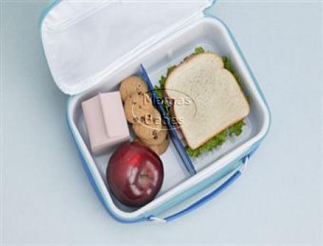 Loncheras nutritivas para la escuela
