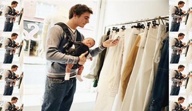 Portabebes: por qué no llevar al bebe mirando hacia el frente?