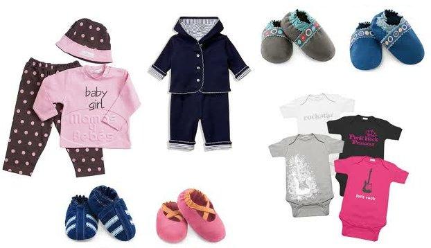 la ropa de bebe