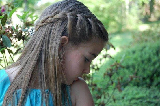 Peinados para tu pequeña señorita