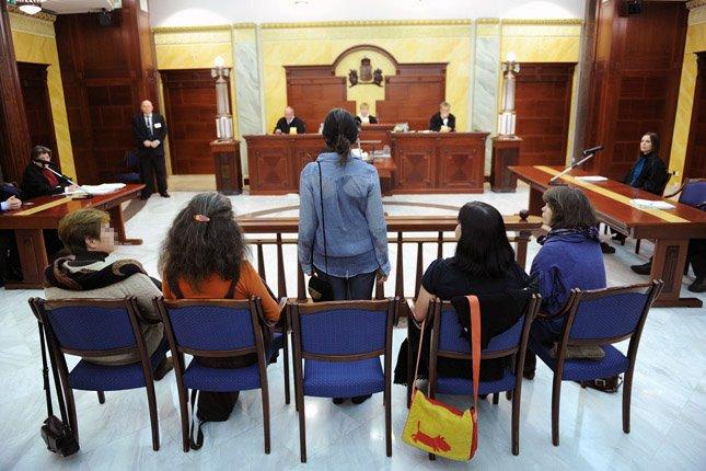 Agnes en la Corte