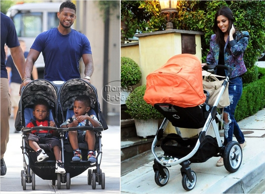 Kourtney Kardashian and Usher