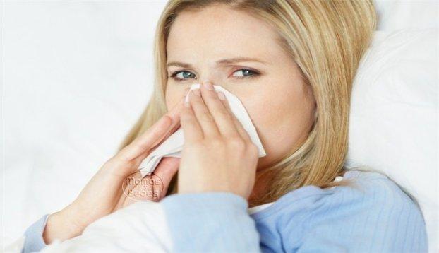 embarzo resfrio y gripe gripa