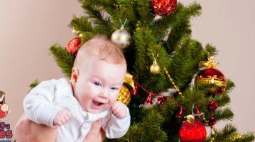 Fiestas: como vivirlas con un bebé