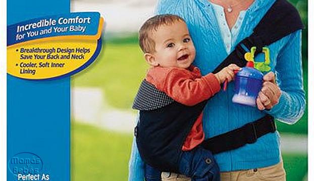 Playtex retira del mercado 300 mil cargadores de bebés