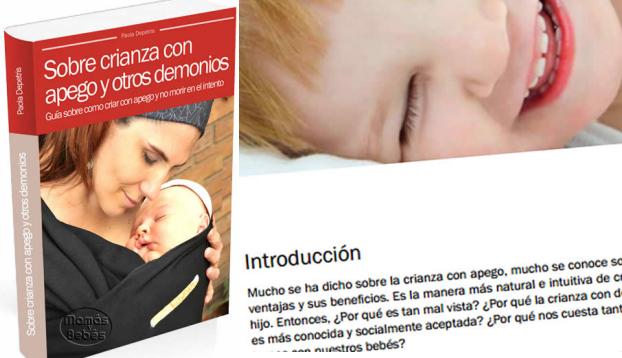 E-Book Sobre crianza con apego y otros demonios reseña y sorteo