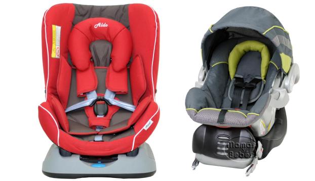 Viajar en auto: errores que pueden herir gravemente a tu bebé