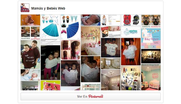 Mamás y Bebés en Pinterest