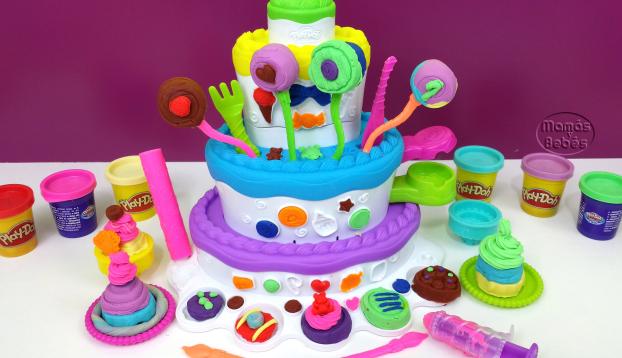 PlayDoh sorprende a varias familias