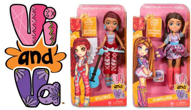 #ViandVa dolls #ad