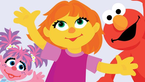 Plaza Sésamo presentó a su primer personaje con autismo