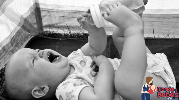 Bebés y jugos: Nuevas directrices sobre su consumo