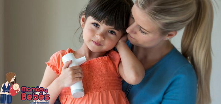 ¿Mi peque tiene asma? Detección temprana