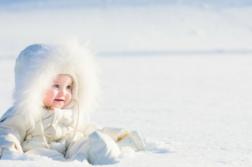 Frío: ¿Cómo proteger al bebé?