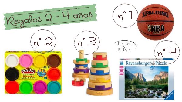 Regalos ideales para aprender y disfrutar de 2 a 4 años fb63dbf9733